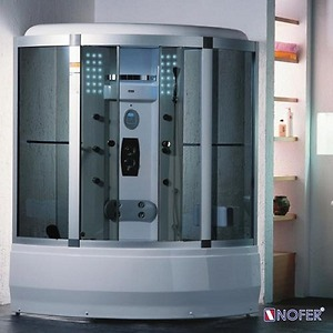 Phòng xông hơi Nofer VS 808 (Xông ướt, Massage, Sục khí)