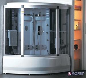 Phòng xông hơi Nofer VS 809  ( Xông ướt, Massage, Sục khí)