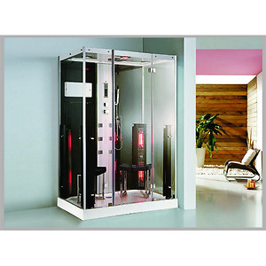 Phòng xông hơi ướt, khô bằng tia hồng ngoại Govern K072