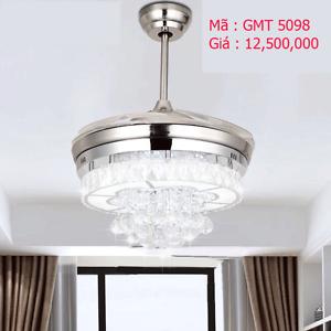 Quạt trần đèn trang trí GMT 5098