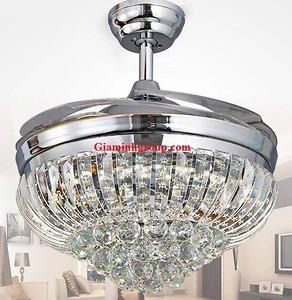 Quạt trần đèn trang trí GMT 8107