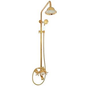 Sen cây tắm mạ vàng Bancoot SC-V01