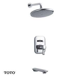 Sen tắm âm tường TOTO S59/TS227AV/TS656