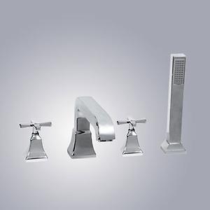 Vòi sen tắm âm bàn inax BFV 8100B