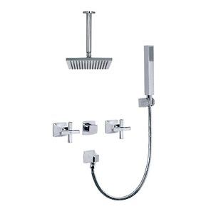 Vòi sen tắm âm tường inax BFV-81SEHC