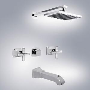 Vòi sen tắm âm tường inax BFV 81SEHW