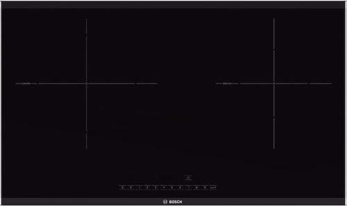 Bếp từ Bosch PMI 968MS bụng bếp bằng thép